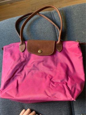 Pinke Longchamp