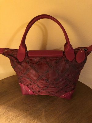Longchamp Handbag raspberry-red