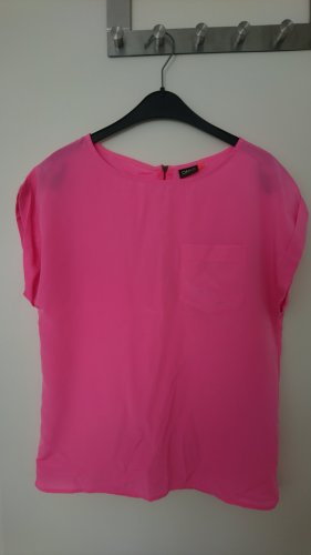 Pinke Only Bluse