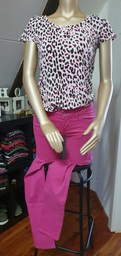 Pepe Jeans Jersey Pants pink