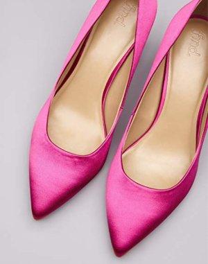 Pinke pumps