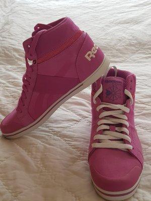 Pinke Reebok Sneaker