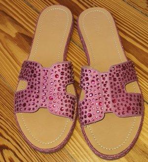 Catwalk Beach Sandals pink