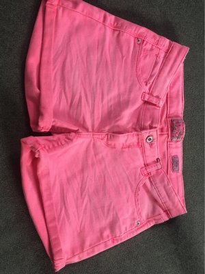 Pinke Shorts vingino Denim