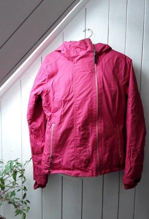 Bench Kurtka zimowa różowy-magenta