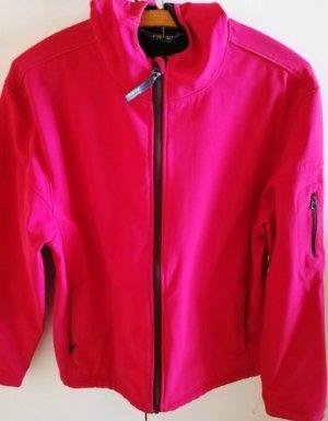 meru Softshell Jacket pink-magenta
