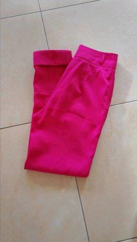 Pinke Sommerhose, Anzug Hose,