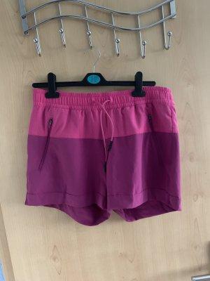 Pinke Sporthose