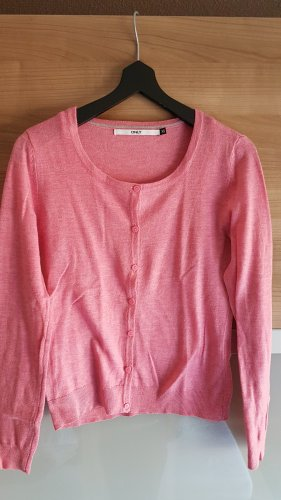 pinke Strickjacke von only