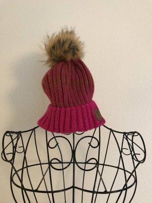 Decathlon Cappello a maglia multicolore