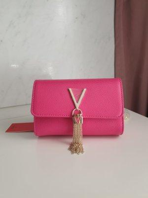 Pinke Tasche Mario Valentino