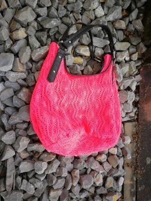 Accessoires Bolso rosa-rosa neón