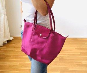Pinke Tasche von Longchamp