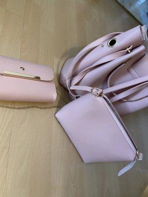 Pinke Taschen
