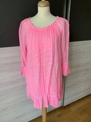 Beachwear pink