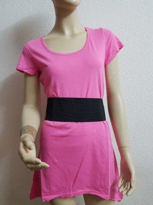 AJC Tuniek zwart-roze
