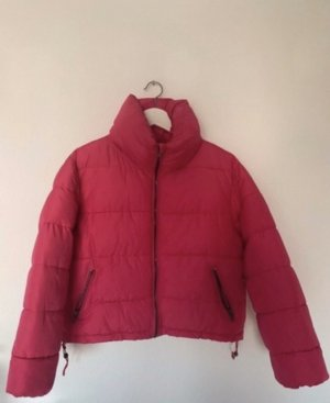 Pinke Vintage Look Jacke