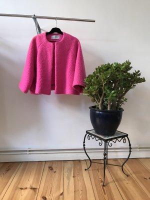 Gianluca Capannolo Wool Jacket pink