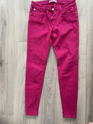 Pinke zara Jeans