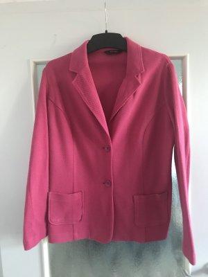 Pinker Baumwollblazer von Tchibo, Größe 42, wie neu!