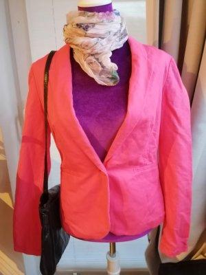 Pinker Blazer von Esprit Größe 38