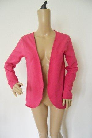Sweat Blazer magenta-pink