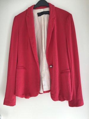 Pinker Damenblazer Zara