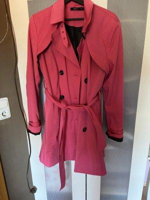 Pinker flame mantel