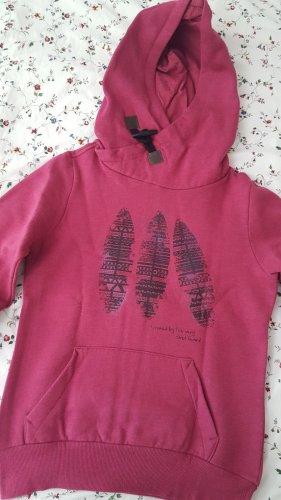 Pinker Hoodie Twintip