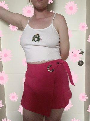 Pinker Hosenrock