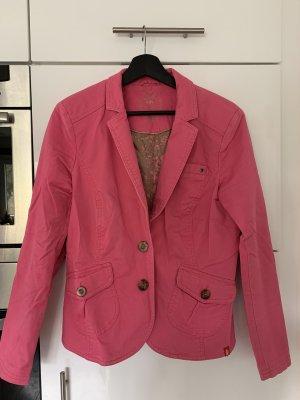 edc by Esprit Blazer in jeans rosa