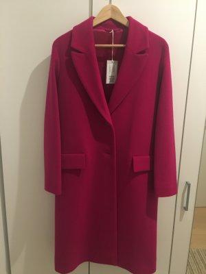 COS Abrigo ancho rosa