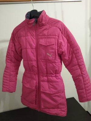 Pinker Mantel von Puma
