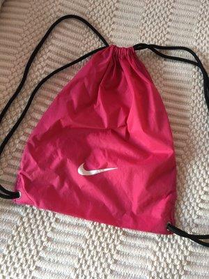 Pinker Nike Sportbeutel
