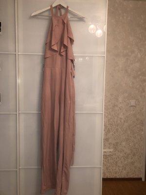 Topshop Pantalone palazzo rosa