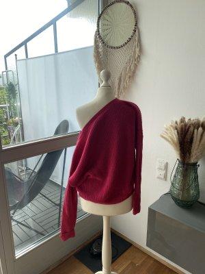 Pinker Pullover