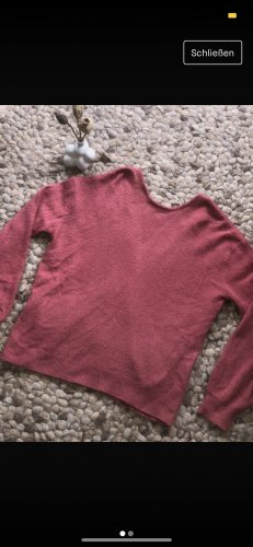Pinker Pullover NAKD