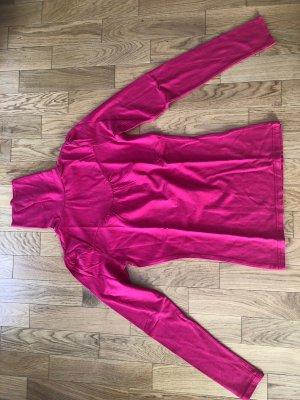 pinker Rollkragenpullover, Gr. 34/36