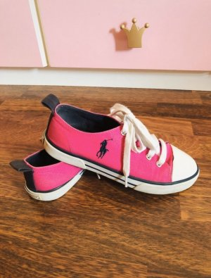 Pinker Sneaker von Polo Ralph Lauren