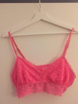 Pinker Soft-BH/ Bralette