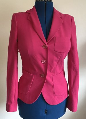 Ambiente Short Blazer magenta cotton
