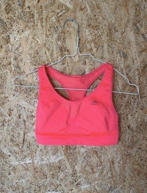 Pinker Sport BH