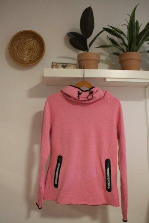 Pinker Sport Pullover