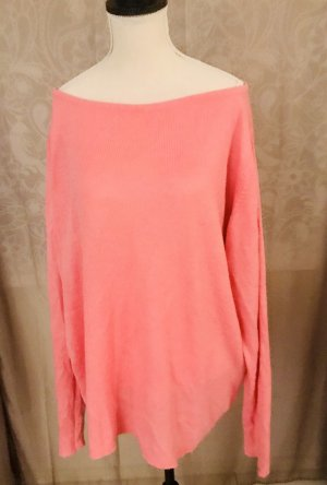 H&M Long Sweater pink