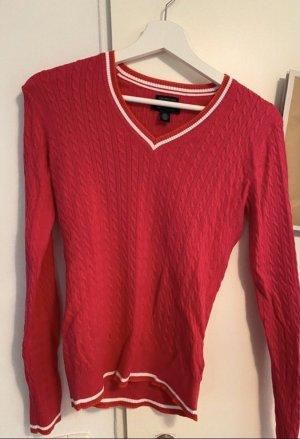 Pinker Tommy Hilfiger Pullover