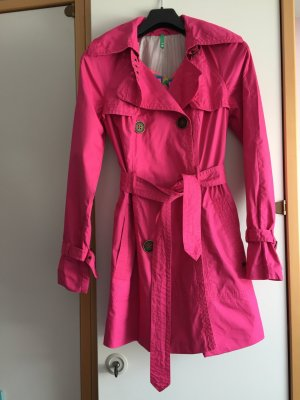 Pinker Trenchcoat von Spoom