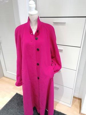 Pinker Wollmantel mega Wollmantel ❤️❤️Gr. 44 oder als Oversize zu tragen