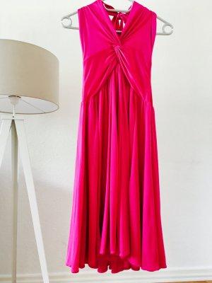 Pinkes Abendkleid / Kleid / Gr. 36 / Gr. S / MNG SUIT