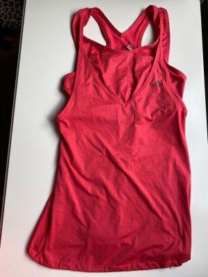 Pinkes Adidas Top