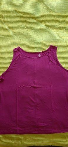 pinkes Basic Top